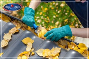 Clean Gutters - 10 Tips to Prepare Your Home for Fall