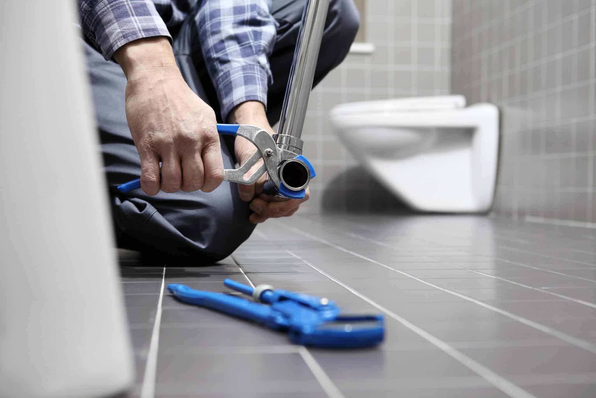 plumbing repair in Sacramento