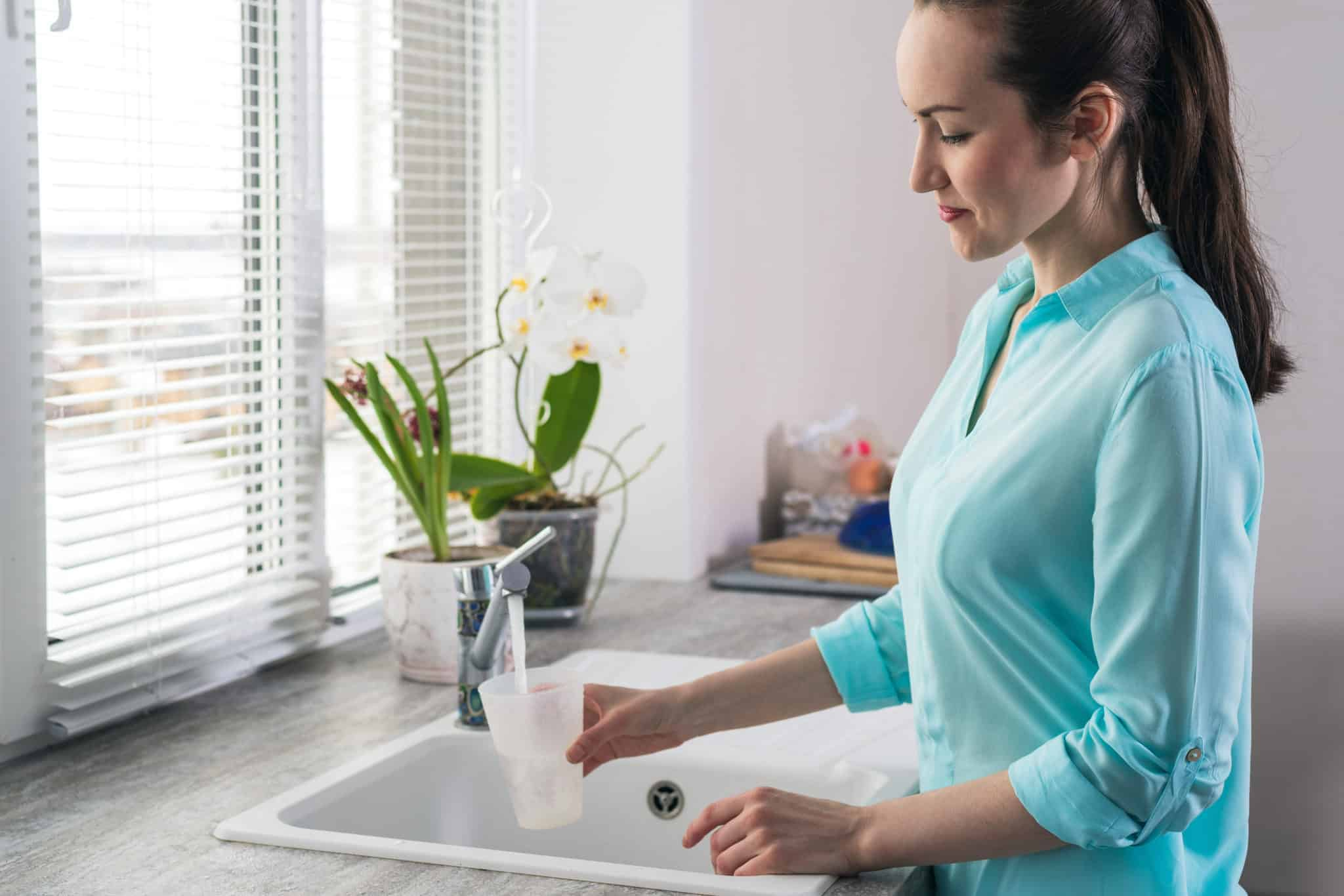 water softener installation in sacramento, ca