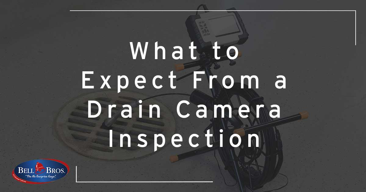 What to Expect From a Drain Camera Inspection
