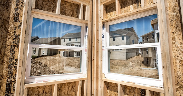 Double-hung windows are some of the most popular styles.